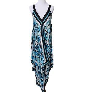 MICHAEL Michael Kors Sleeveless Scarf Dress